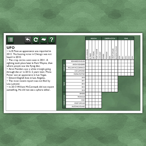 LogiBrain Grids screenshots 6