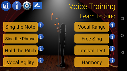 Voice Training - Learn To Sing modavailable screenshots 3