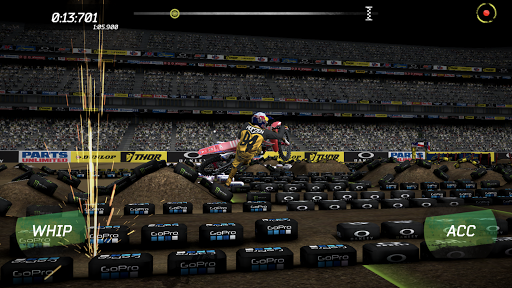 Télécharger gratuit Monster Energy Supercross Game APK MOD 2
