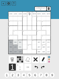 Killer Sudoku For Android (Paid, MOD) 9