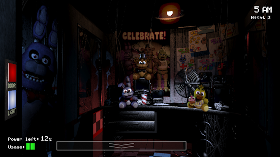 Five Nights at Freddy's Screenshot