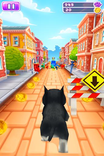 Pet Run - Puppy Dog Game  screenshots 5