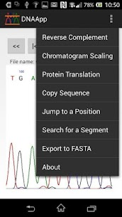 DNAApp: DNA sequence analyzer For Pc (Download Windows 7/8/10 And Mac) 5