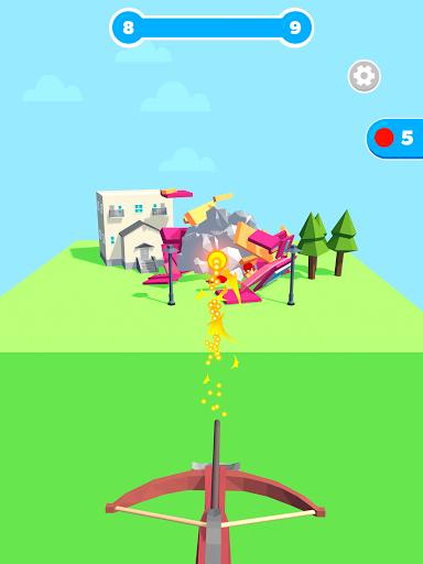 Slingshot Smash: Shooting Range android2mod screenshots 12