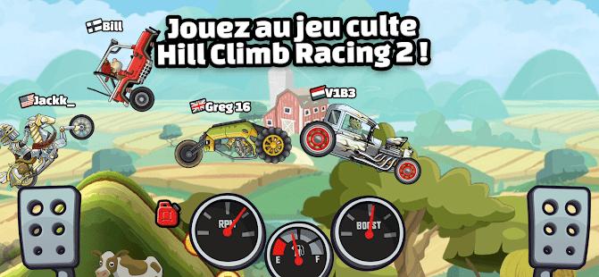 Hill Climb Racing 2 screenshots apk mod 1