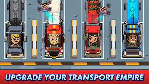 Transport It! - Idle Tycoon 1.40.1 screenshots 5