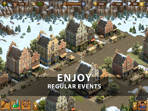 Forge of Empires: Build your City 1.193.16 screenshots 7