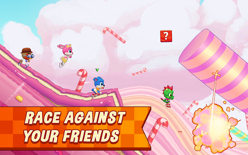 Fun Run 4 - Multiplayer Games  screenshots 18