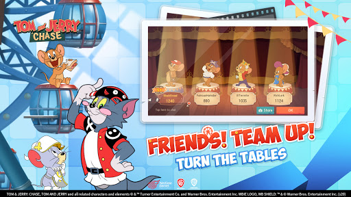 Tom and Jerry: Chase apktram screenshots 4