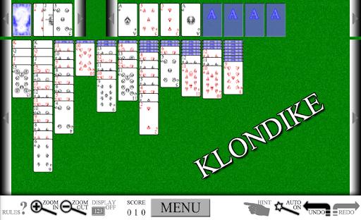 ultra solitaire screenshot 1