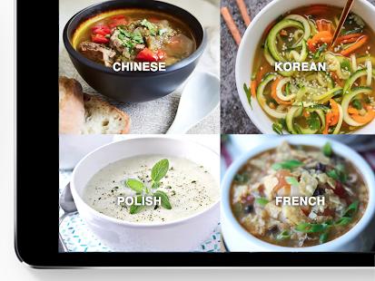 Soup Recipes - Soup Cookbook app 11.16.218 Screenshots 9