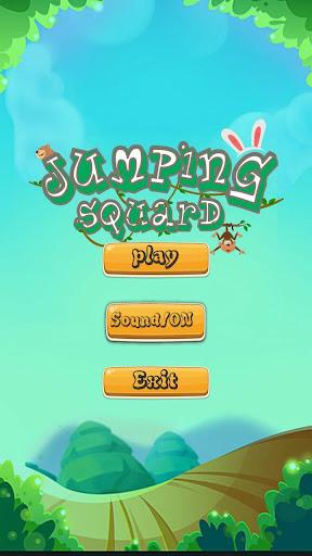 hgamey doodle jump - jump with animals screenshot 2