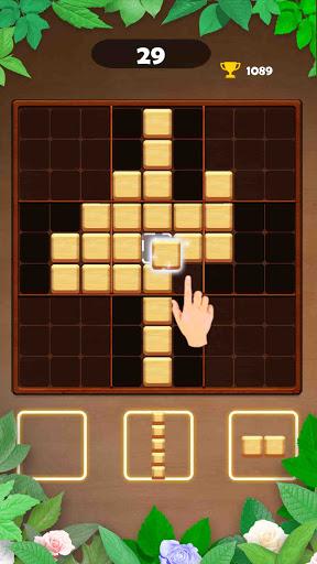 Wood Block Puzzle: Reversed Tetris & Block Puzzle android2mod screenshots 6