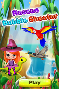 Bubble ShooterBird Rescue Magic For Pc (Download In Windows 7/8/10 And Mac) 1