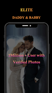 Sugar Daddy Dating - Elite Millionaire Luxy Dating 3.2.0 Screenshots 1
