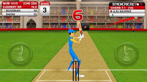 Stick Cricket Premier League 1.8.1 screenshots 1