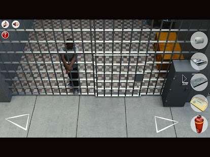 Prison Escape - try the uncharted adventure game Screenshot