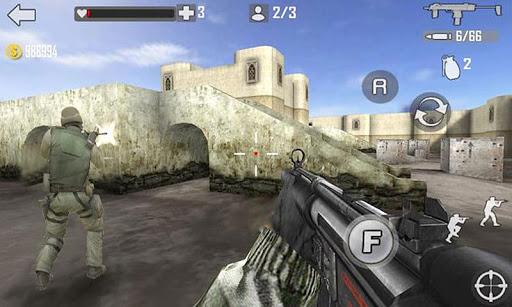 Shoot Strike War Fire  screenshots 8