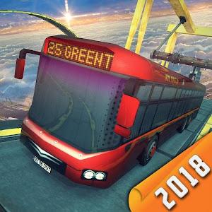 Impossible Bus Sky King Simulator 2020