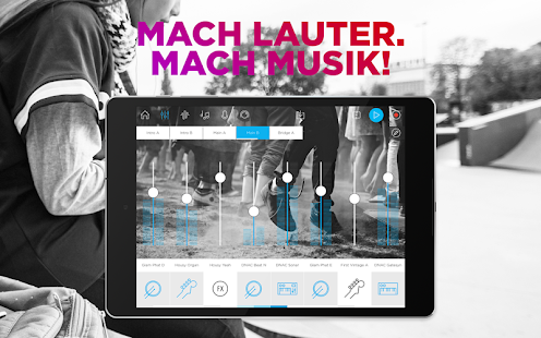 Music Maker JAM - Song & Beatmaker Screenshot