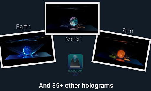 Hologram 3D - Phone Projector 3.3.0 screenshots 3