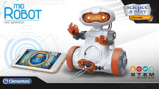 Mio, the Robot 1.1 Screenshots 1