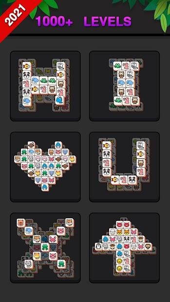 Match Animal-Free Tile master&Match Brain Game screenshot 6