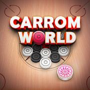 Carrom World : Online & Offline carrom board game