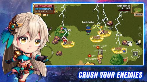 Knight Age - A Magical Kingdom in Chaos 2.2.5 screenshots 6