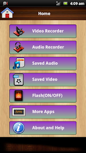 Audio and Video Recorder Lite 25.0.0(Lite)