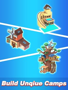 Idle Island: Build and Survive Mod Apk (Unlimited Money) 9