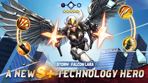 X-HERO: Idle Avengers goodtube screenshots 8