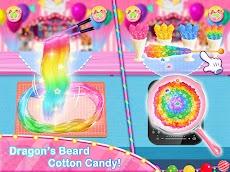 Unicorn Chef Carnival Fair Food Games for Girlsのおすすめ画像2
