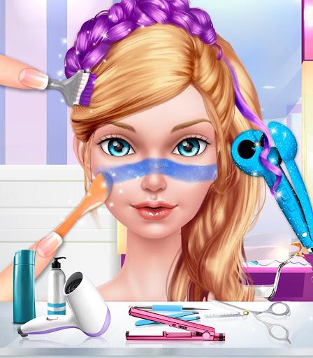 Prom Queen Hair Stylist Salon 1.7 Screenshots 6