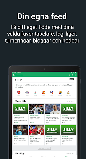 Fotbollskanalen 1.13.6 screenshots 24