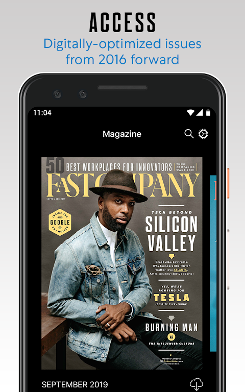 Fast Company  poster 4