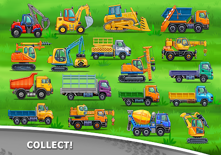 Image For Truck games for kids - build a house, car wash Versi 7.3.4 19
