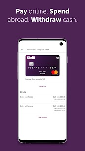 Skrill – Pay and spend money online 3