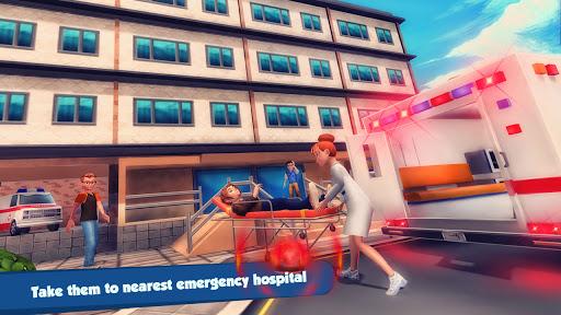 Open Heart Surgery Simulator :New Doctor Game 2021 1.1.1 screenshots 5