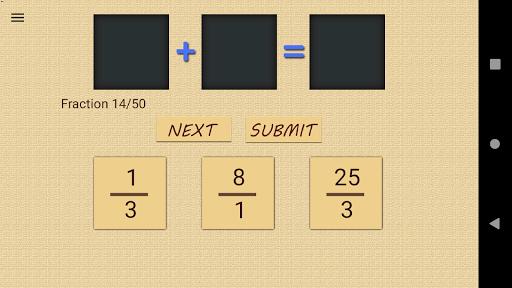 Fraction Fraction  screenshots 1