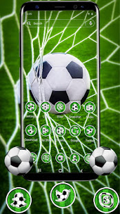 サッカーネットランチャーのテーマ