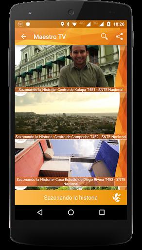 Maestro TV 3.0 Screenshots 4