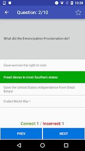US Citizenship Practice Test