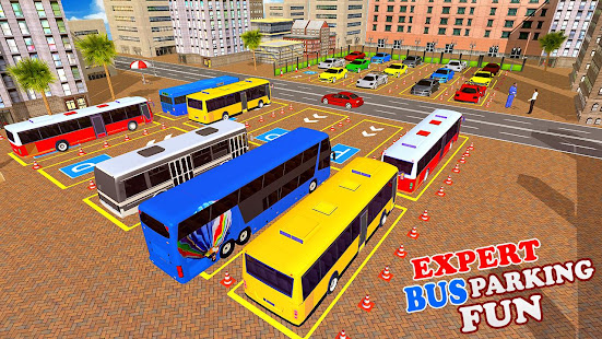 Modern Bus Simulator New Parking Games u2013 Bus Games 2.78 Screenshots 24