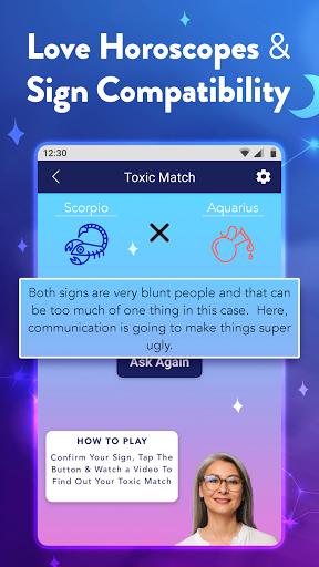 MySignSays - Love Horoscope, Zodiac & Tarot Cards modavailable screenshots 3