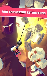 Hang Line: Mountain Climber Mod 1.7.7 Apk [Free Shopping] 4