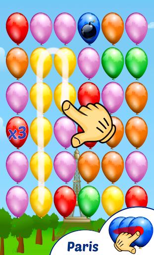 Boom Balloons - match, mark, pop and splash modavailable screenshots 2