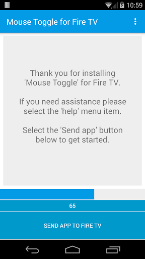 Foto do Mouse Toggle for Fire TV