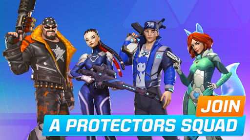 Protectors: Shooter Legends 0.0.48 screenshots 7