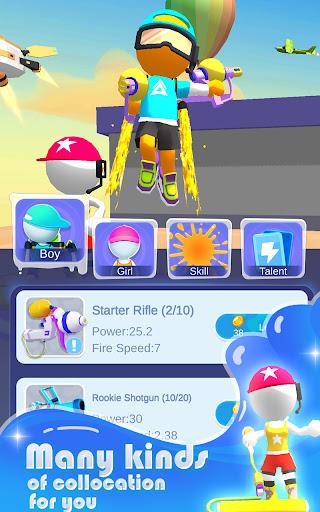 Paint Warrior 1.0.1 screenshots 7